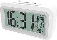 Настольные часы Ritmix CAT-100 (белый) -