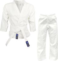 Кимоно для рукопашного боя RuscoSport Start (0/130, белый) -