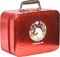 Кейс для косметики MONAMI CX7518-2 (красный) -