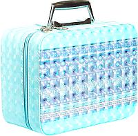 Кейс для косметики MONAMI CX7587-2 (голубой) -
