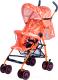 Детская прогулочная коляска Babyhit Dandy (Wavy Orange) -