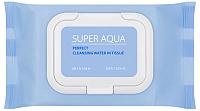 Салфетки для снятия макияжа Missha Super Aqua (30шт) -