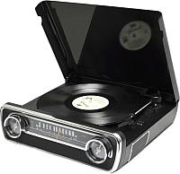 Проигрыватель виниловых пластинок iON Mustang LP (с радио) -