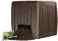 Измельчитель отходов Keter Deco Composter (340л) -