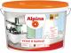 Краска Alpina Кухня и Ванная. База 3 (2.35л) -