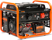Бензиновый генератор Daewoo Power GDA 7500DPE-3 -