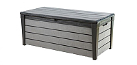 Сундук уличный Keter Brush Deck Box 120 (графитовый) -