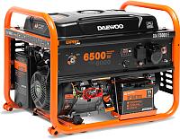 Бензиновый генератор Daewoo Power GDA 7500DFE -