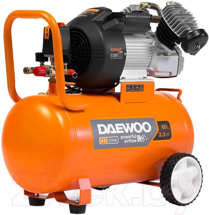 Купить Воздушный компрессор Daewoo Power, DAC 60VD, Китай