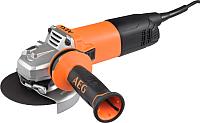 Профессиональная угловая шлифмашина AEG Powertools WS 10-115 (4935451405) -