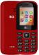 Мобильный телефон BQ Step+ BQ-1807 (красный) -