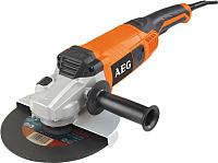 Профессиональная угловая шлифмашина AEG Powertools WS 22-230 E (4935431720) -