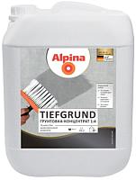 Грунтовка Alpina Tiefgrund (2.5л) -