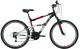 Велосипед Forward Altair MTB FS 26 1.0 2020 / RBKT0SN6P009 (черный/красный) -