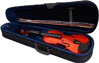Скрипка Aileen VG-106 3/4 со смычком в футляре (натуральная) -