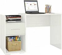 Компьютерный стол Тэкс Квартет-1 (белый) -