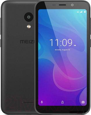 Смартфон Meizu C9 Pro 3GB/32GB / M819H (черный)