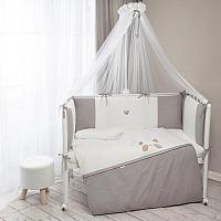 Комплект постельный в кроватку Perina Прятки / ПР6-01.5 -