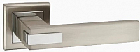 Ручка дверная VELA Vesta (матовый никель/хром) -