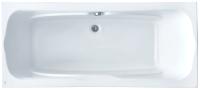 Ванна акриловая Santek Корсика 180x80 (с каркасом и экраном) -
