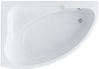 Ванна акриловая Santek Гоа 150x100 L (с каркасом и экраном) -