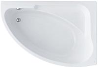 Ванна акриловая Santek Гоа 150x100 R (с каркасом и экраном) -