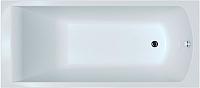 Ванна акриловая Santek Фиджи 160x75 (с каркасом и экраном) -