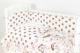 Комплект постельный в кроватку Топотушки Фантазия 3 предмета / 301 (лапки/собачки) -