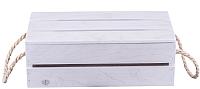 Ящик для хранения Белэкспоформ 1803.1 (белый) -