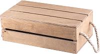 Ящик для хранения Белэкспоформ 1803.1 (коричневый) -