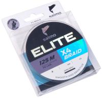 Леска плетеная Salmo Elite x4 Braid Dark Gray 125/020 / 4950-020 -