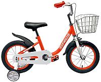 Детский велосипед Forward Barrio / RBKW0LNG1005 (16, красный) -