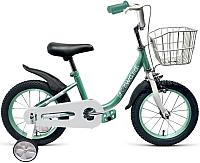 Детский велосипед Forward Barrio / RBKW0LNG1006 (16, мятный) -