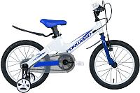 Детский велосипед Forward Cosmo 16 2.0 2020 / RBKW0LMG1017 (белый) -