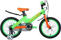 Детский велосипед Forward Cosmo 16 2.0 2020 / RBKW0LMG1018 (зеленый) -