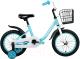 Детский велосипед Forward Barrio / RBKW0LNF1005 (14, мятный) -