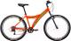Велосипед Forward Dakota 26 1.0 2020 / RBKW0MN66005 (16.5, оранжевый/светло-зеленый) -