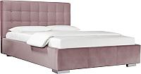 Полуторная кровать ДеньНочь Бонд K03 KR00-07eC 140x200 (KN27/KN27) -