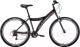 Велосипед Forward Dakota 26 1.0 2020 / RBKW0MN66002 (16.5, черный/красный) -