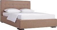 Полуторная кровать ДеньНочь Бонд K03 KR00-07e 140x200 (MN03/MN03) -