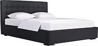 Полуторная кровать ДеньНочь Бонд K03 KR00-07e 140x200 (SF32/SF32) -
