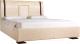 Двуспальная кровать ДеньНочь Довиль K04 KR00-02 180x200 (SPU05/SF66) -