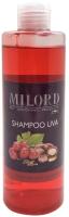 Шампунь для животных Milord Арган и виноград с пантенолом и маслом арганы / М3568 (300мл) -