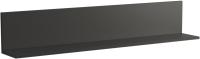 Полка Мебель-КМК 1200 Монако 0673.30 (графит/дуб полярный) -