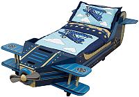Односпальная кровать KidKraft Самолет / 76277 KE -