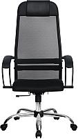 Кресло офисное Metta Комплект 11 / SU-1-BP (черный) -