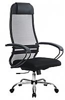 Кресло офисное Metta Комплект 11 / SU-1-BP (темно-серый) -