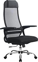 Кресло офисное Metta Комплект 13 / SU-1-BP (черный) -
