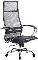 Кресло офисное Metta Комплект 7 / SK-1-BK (черный) -