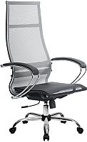 Кресло офисное Metta Комплект 7 / SK-1-BK (серый) -
